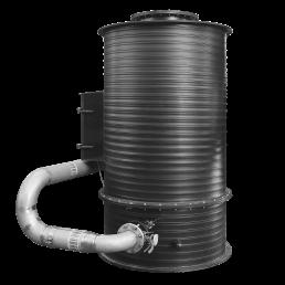 Biogasentschwefelung desulphurization