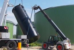 Sulphtec Biogasentschwefelung desulphurization
