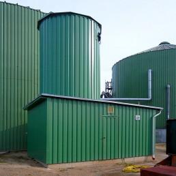 Biogas Entschwefelung Abluftreinigung