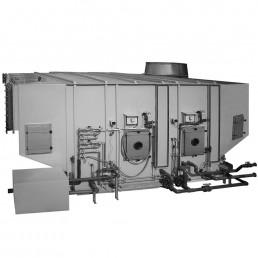 Biogas Entschwefelung chemischer Wäscher