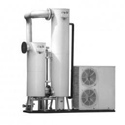 Biogas Entschwefelung gastrocknung