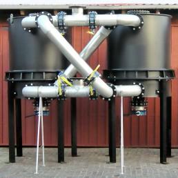 Biogas Entschwefelung Aktivkohle