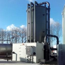 biogas desulphurization
